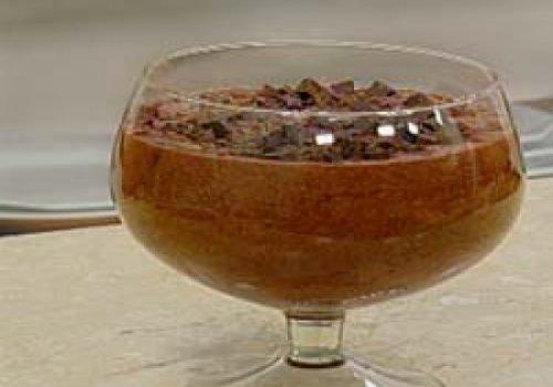 Strogonoff de Chocolate e Biscoito