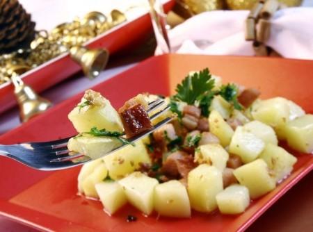 Batatas Risolet ao Alho e Bacon | Douglas Tadeu Aby Saber Filho