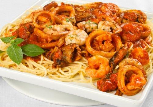 Spaghetti All Mare