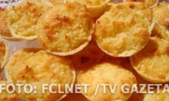 Queijadinha ( TV Culi 28/08/07)