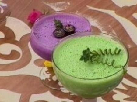 gelatina simples e espumantetestada e aprovada