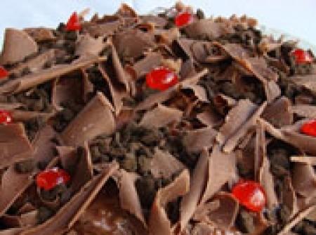Chocolate em festa