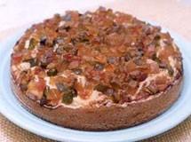 Torta de Frutas Cristalizadas