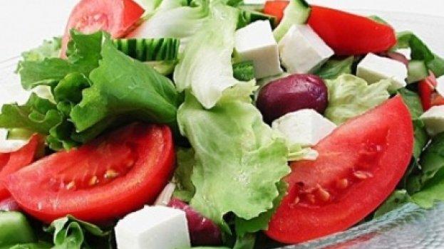 Salada Grega Light