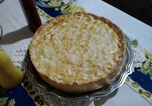 Crostata de Pinhão