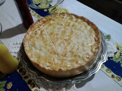 Crostata de Pinhão | Elaine V. Creatto