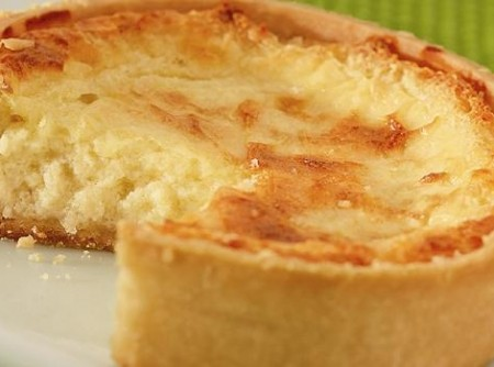 Quiche de peito de peru com queijo | Idilene Aparecida Ortiz