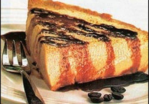 Cheesecake de cappuccino