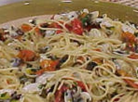 Espaguete ao Vôngole