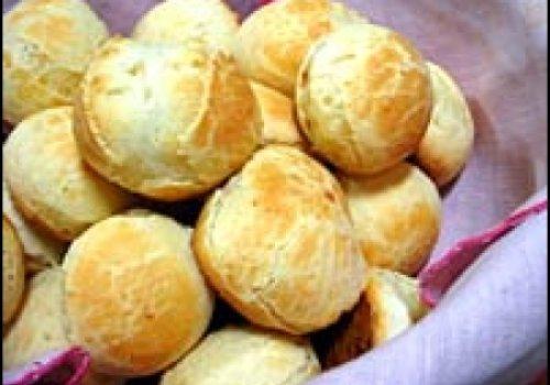 Pão de queijo prático