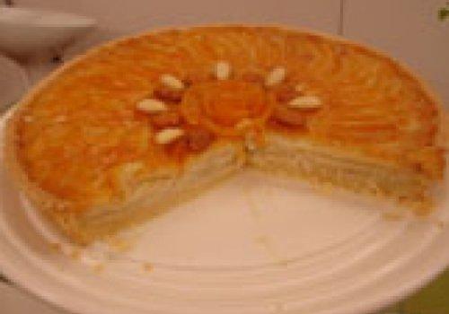 Torta de pêra