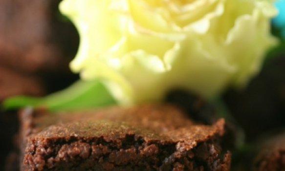 Bolo de Chocolate com Farinha de Avelãs