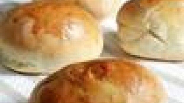 Pão light de cebola