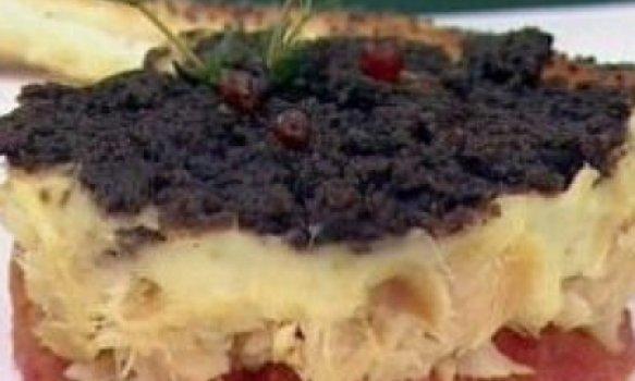 Bacalhau com Tomate Confit