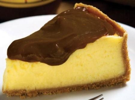 Torta de Maracujá com Ganache | victor