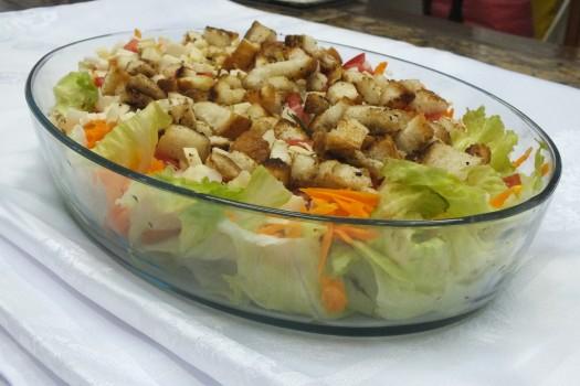 Salada de Palmito com Atum | Luiz Lapetina