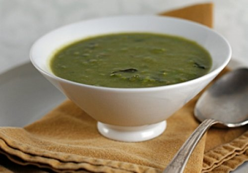 Sopa Creme de Ervilhas