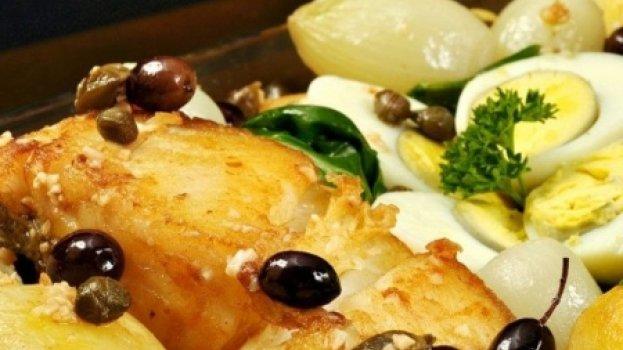 Bacalhau à Minhota