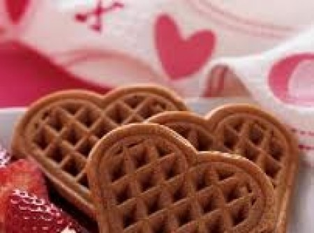 Waffles sem glúten | LENEBOLA