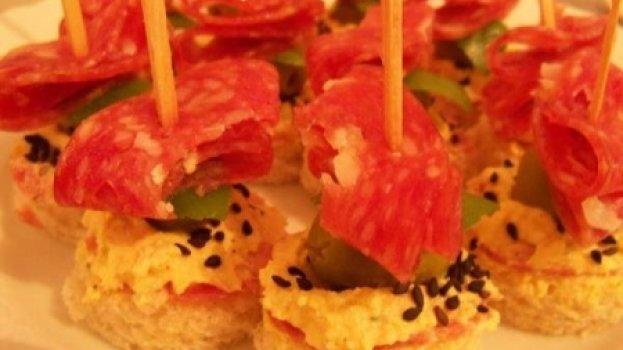 Canapé Italiano