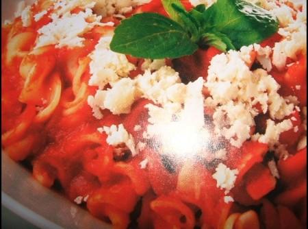 macarrâo a italiana