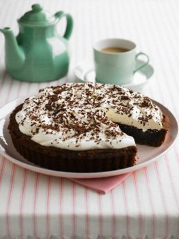 Torta Mousse de Chocolate | CyberCook