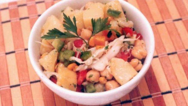 Salada de Batatas