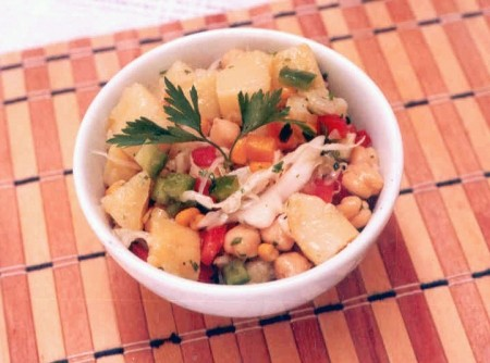 Salada de Batatas   CyberCook