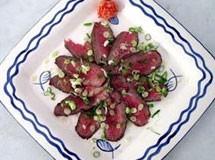 Tataki de Filet Mignon