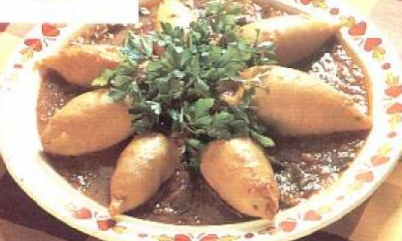Lulas empanadas recheadas com camarão fabio wasser