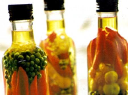 Conservas de pimenta