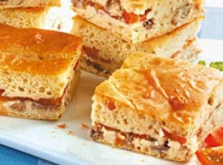 Torta de Sardinha | CyberCook