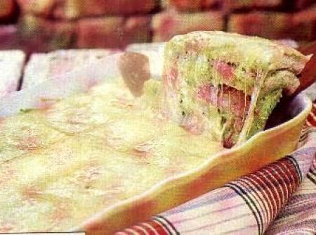 Torta Fria de Pão de Forma