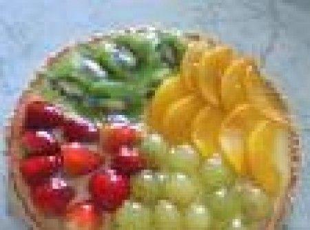 Torta de frutas