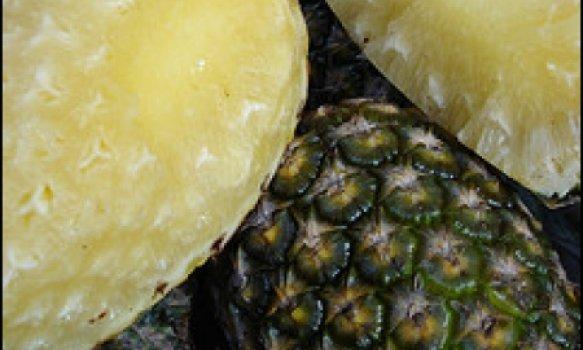 delicia de abacaxí