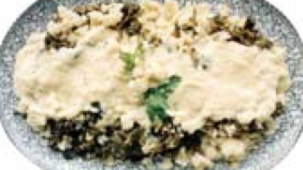 Couve-flor e Brócolis ao Molho