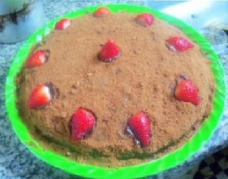 Torta Love | Vanessa Santos