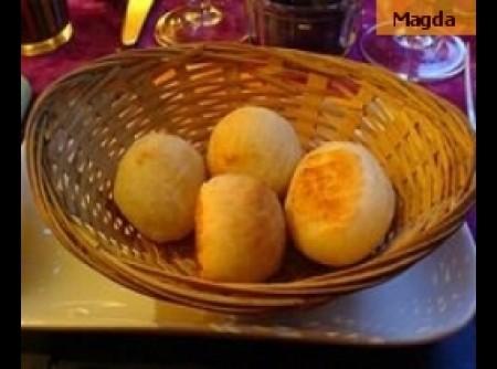 Pão de queijo mineirinho