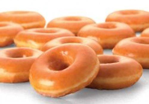 Receita de donuts