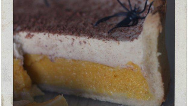 Torta Divina de Abóbora
