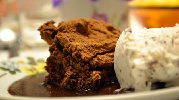 Brownie do Mestre Cuca