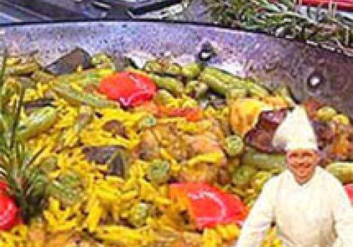 Paella Ligeira