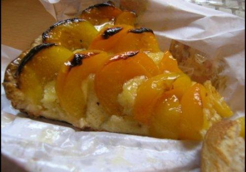 Torta de damasco