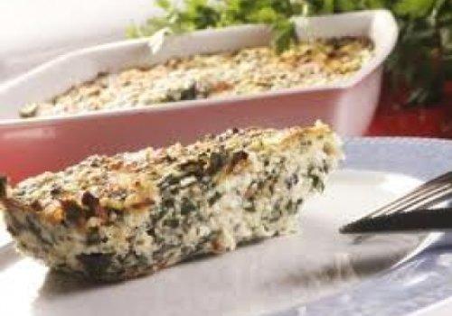 Torta de espinafre