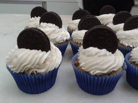 Cobertura de Butter Cream para Cupcake