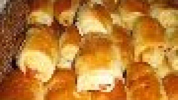 sanduiche de forno cremoso
