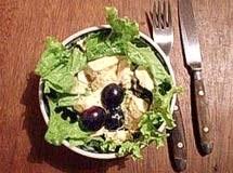 Salada de Frango com Especiarias | Luiz Lapetina
