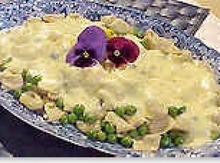 Tortellini com zabaione   Ivana