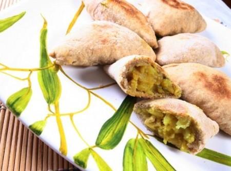Samosa (pastel indiano)