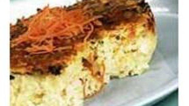 Torta Cremosa de Arroz